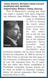 Lampe Law Group founder William Pattee